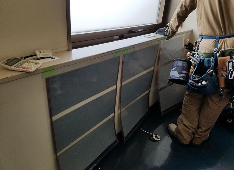 پروژه گرمایش از کف و دیوار 1