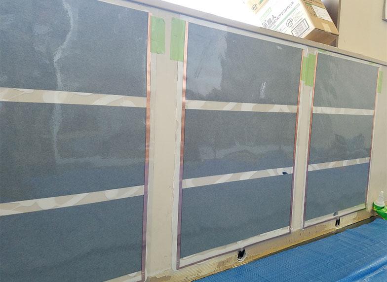 پروژه گرمایش از کف و دیوار 3